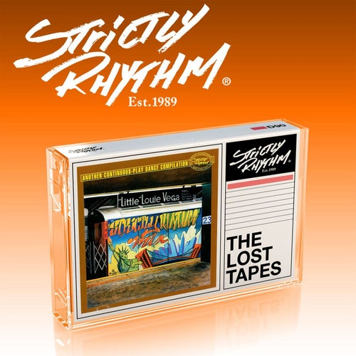 The Lost Tapes: 'Little' Louie Vega Strictly Rhythm Mix