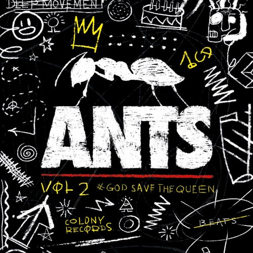 ANTS Vol. 2: God Save The Queen