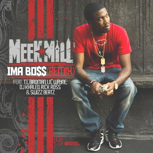 Ima Boss (T.I., Birdman, Lil' Wayne, DJ Khaled, Rick Ross & Swizz Beatz)