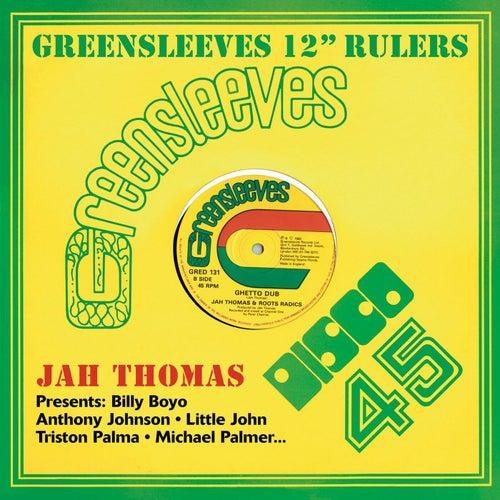 """12"""""""" Rulers - Jah Thomas"""
