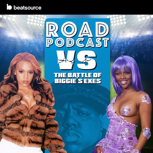 ROAD - Faith Evans vs Lil Kim Album Art