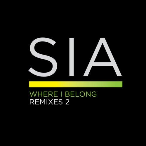 Where I Belong Remixes 2