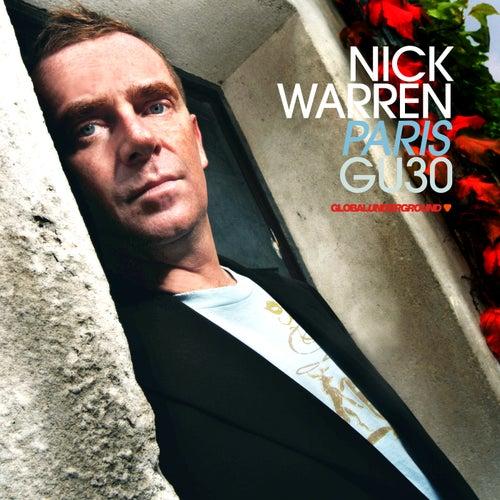 Global Underground #30: Nick Warren - Paris