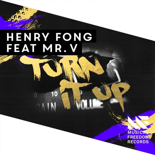 Turn It Up (feat. Mr. V)