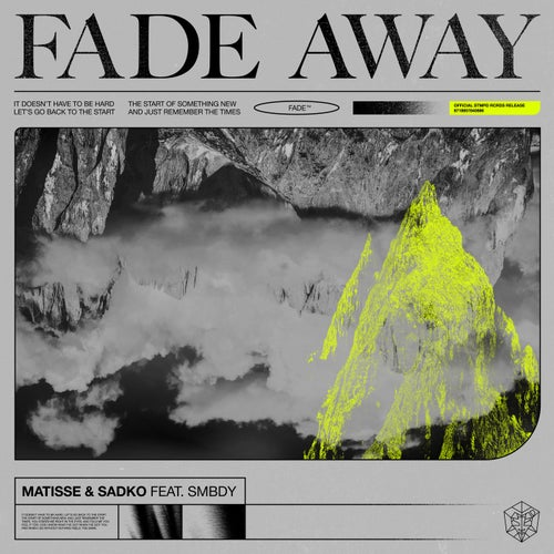 Fade Away - Extended Mix