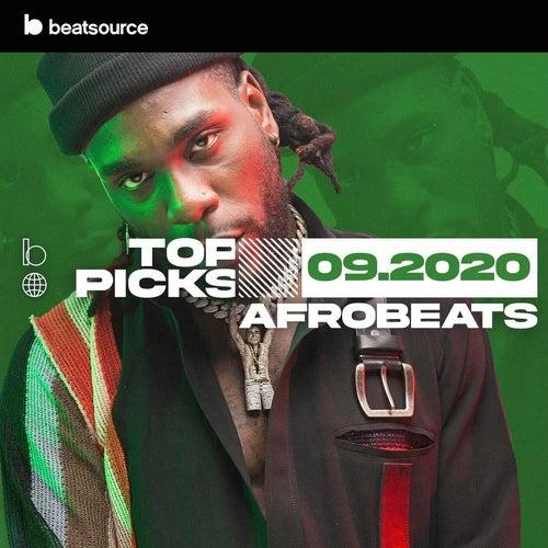 Afrobeats Top Picks September 2020 Album Art