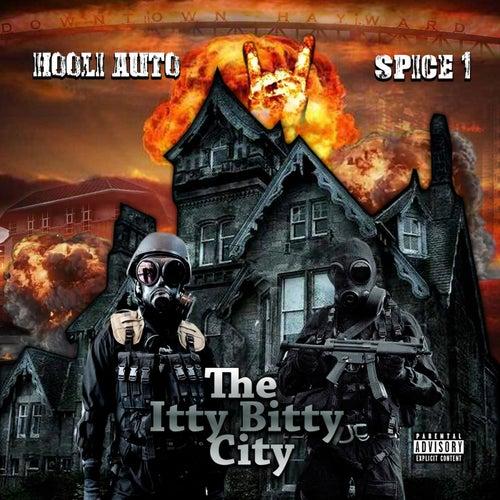The Itty Bitty City
