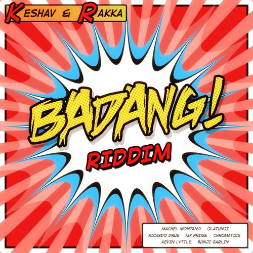 Badang Riddim - EP