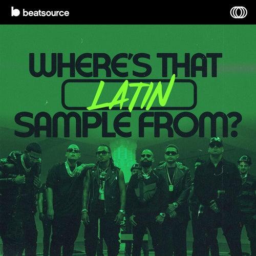 Where's That Latin Sample From? Album Art