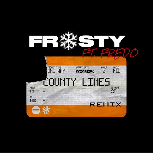 County Lines Pt.2 (Remix) [feat. Fredo]