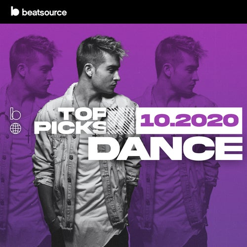 Dance Top Tracks October 2020 Album Art