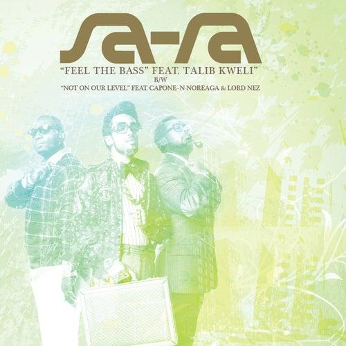 """Feel The Bass (feat. Talib Kweli) (12"""")"""