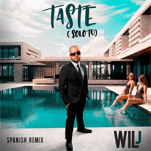 Taste (Solo Tu) [Spanish Remix]