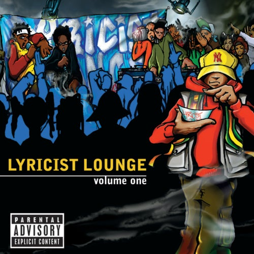 Lyricist Lounge Vol. 1