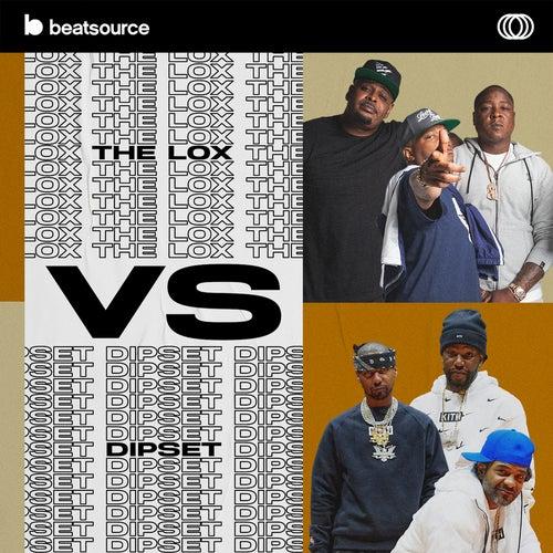 The Lox vs. Dipset Album Art