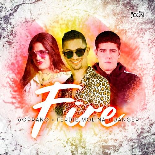 FIRE (feat. FERDIE MOLINA & DANGER)