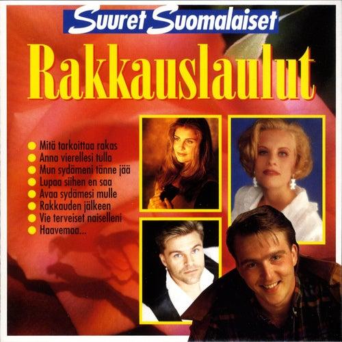 Suuret Suomalaiset rakkauslaulut