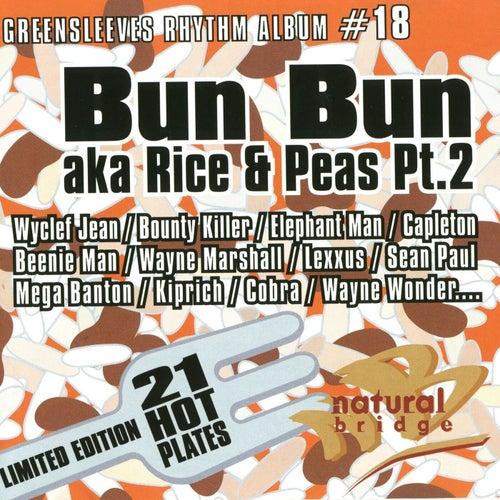 Greensleeves Rhythm Album #18: Bun Bun aka Rice & Peas Pt. 2