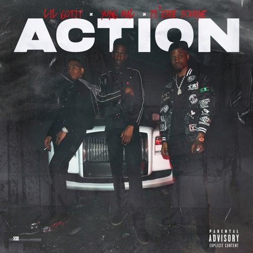 Action (feat. Lil Gotit)