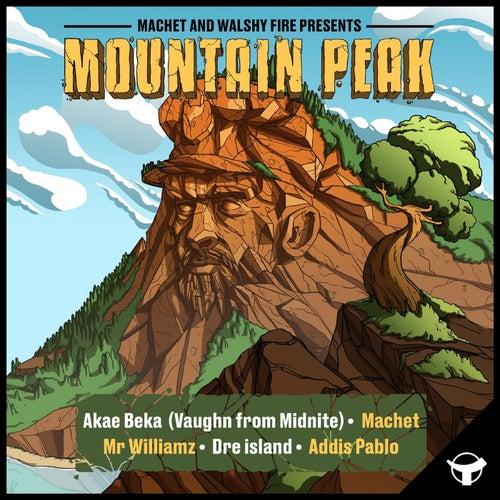 Machet & Walshy Fire Presents: Mountain Peak