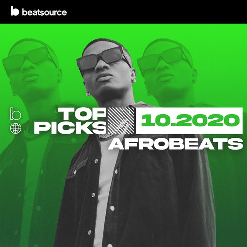 Afrobeats Top Picks October 2020 Album Art