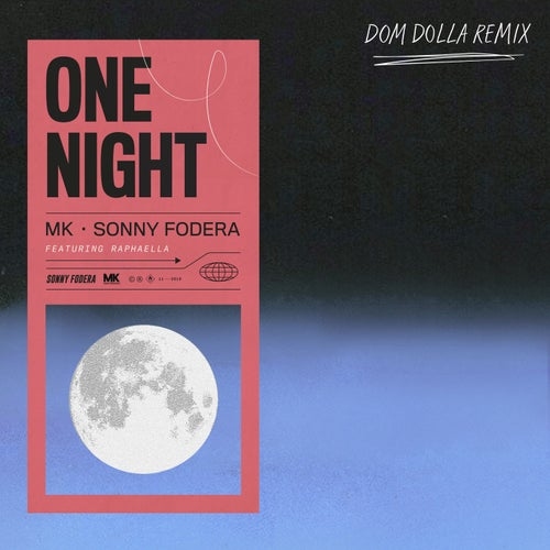One Night - Dom Dolla Extended Remix