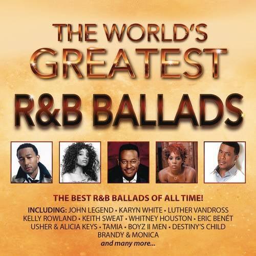 The World's Greatest R&B Ballads