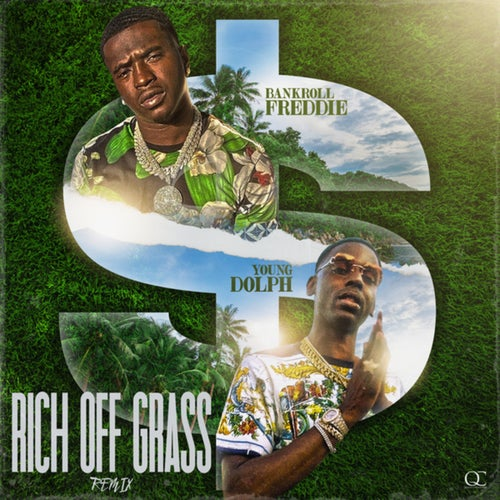 Rich Off Grass