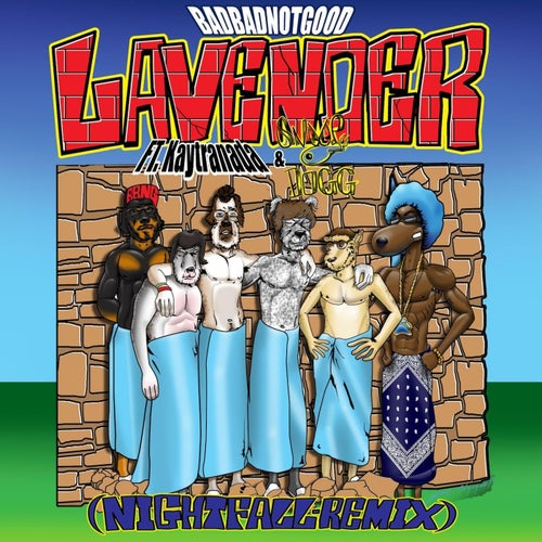Lavender (Nightfall Remix)