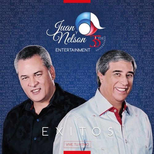 Juan y Nelson Entertainment: 35 Aniversario Éxitos