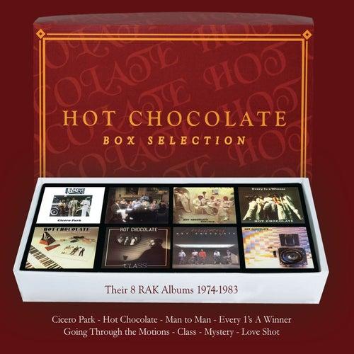 Box Selection (Their 8 RAK albums 1974-1983)