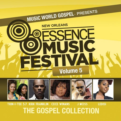 Essence Music Festival, Vol. 5: The Gospel Collection