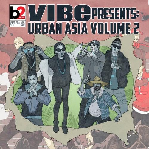Vibe Presents: Urban Asia, Vol. 2