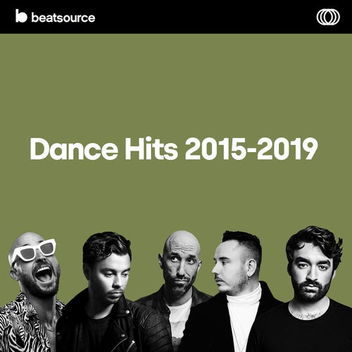 Dance Hits 2015-2019 Album Art