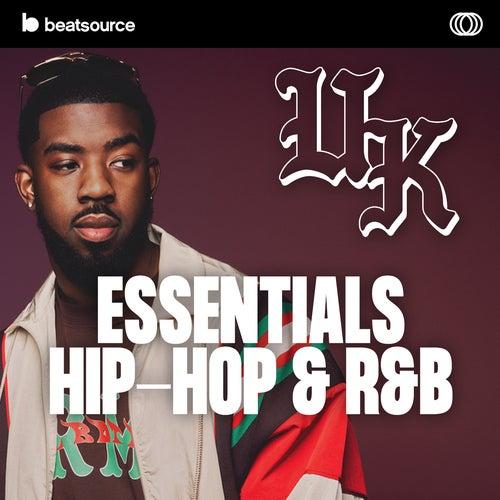 UK Essentials: Hip-Hop & R&B Album Art