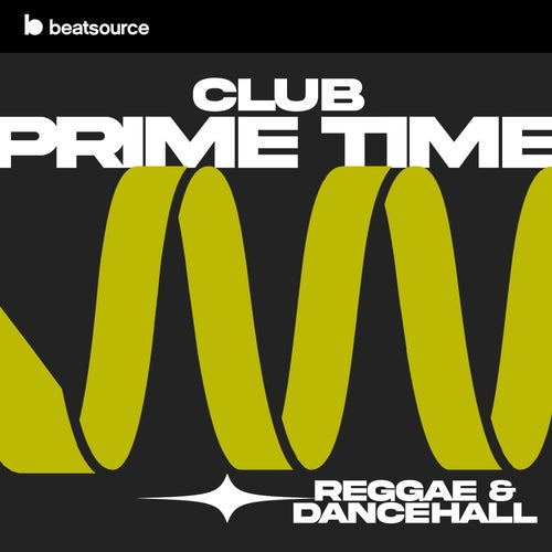 Club Prime Time - Reggae & Dancehall Album Art