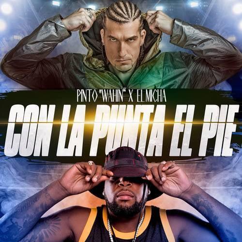 Con La Punta El Pie