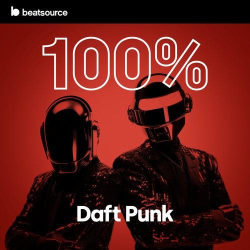 100% Daft Punk Album Art