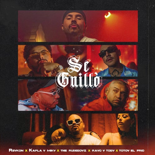 Se Guilló (feat. Rayo & Toby, Totoy El Frio)