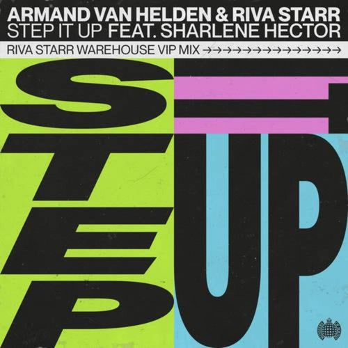 Step It Up (Riva Starr Warehouse VIP Mix) [Extended]