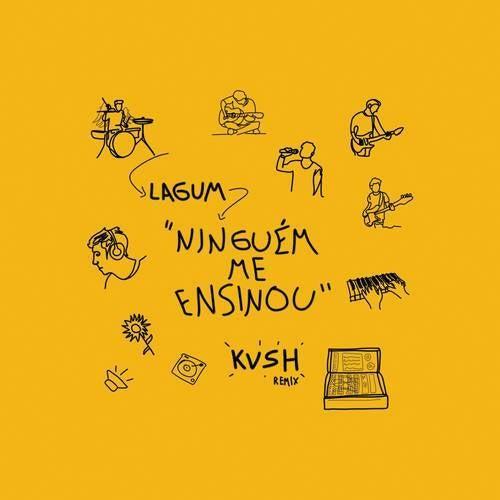NINGUÉM ME ENSINOU (KVSH REMIX)