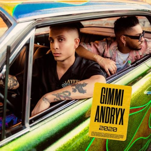 GIMMI ANDRYX 2020