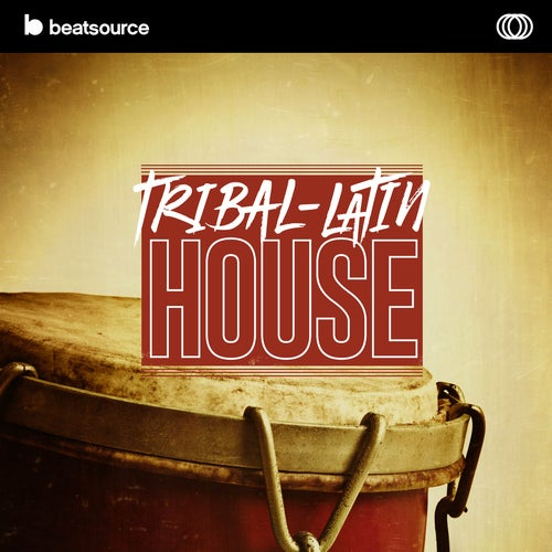 Tribal-Latin House Album Art