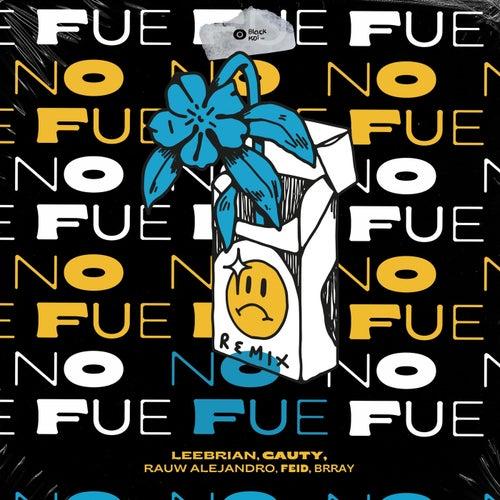 No Fue (feat. Brray, Feid) [Remix]