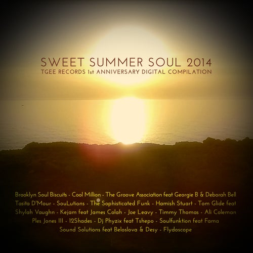 Sweet Summer Soul 2014 - TGEE Records 1st Anniversary Compilation