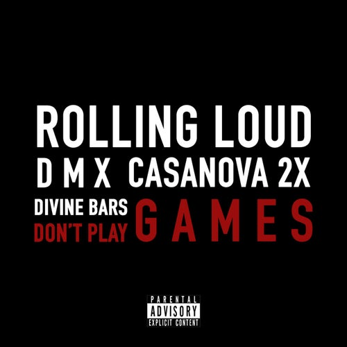 Don't Play Games (feat. Divine Bars)