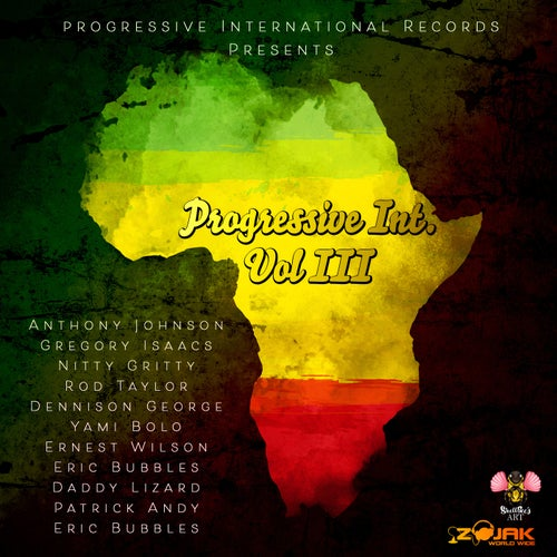 Progressive International Vol III
