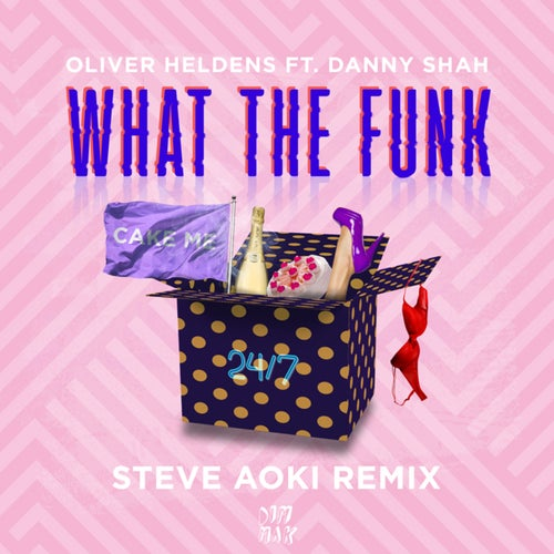 What The Funk (feat. Danny Shah)
