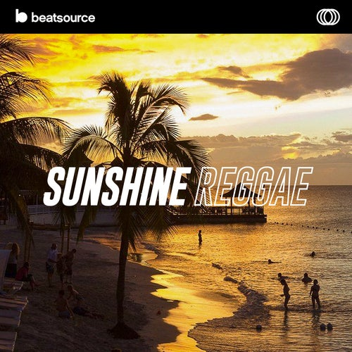 Sunshine Reggae Album Art