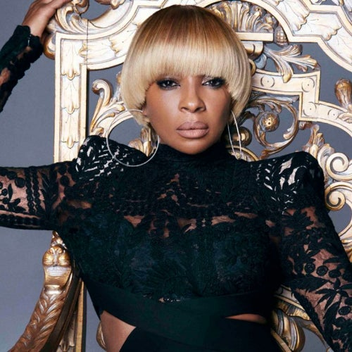 Mary J. Blige Profile